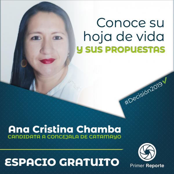 Ana Cristina Chamba