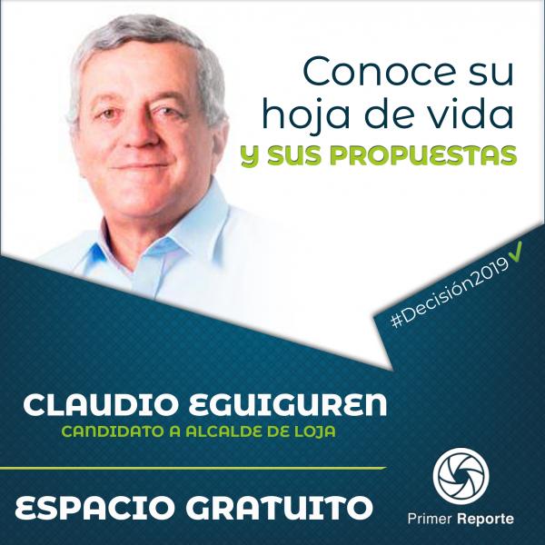 Claudio Eguiguren