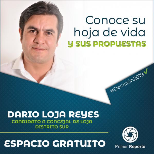 Darío Loja Reyes